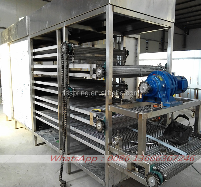 hot air mango and durian drying machine for fresh fruit
