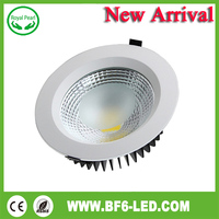 New high quality high power dimmable 30W cob led downlight