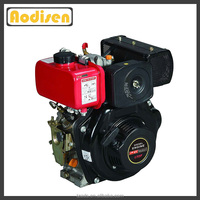 4 stroke long run time CE approved 10hp diesel engine 186fe cheap price