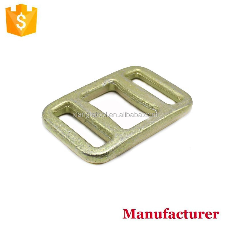 50MM 5000KGS Drop Forged One Way Lashing Buckle