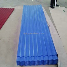 Prepainted Galvanized Steel Roof Sheet / PPGI Roof 750 Corrugated Metal Roofing Sheet