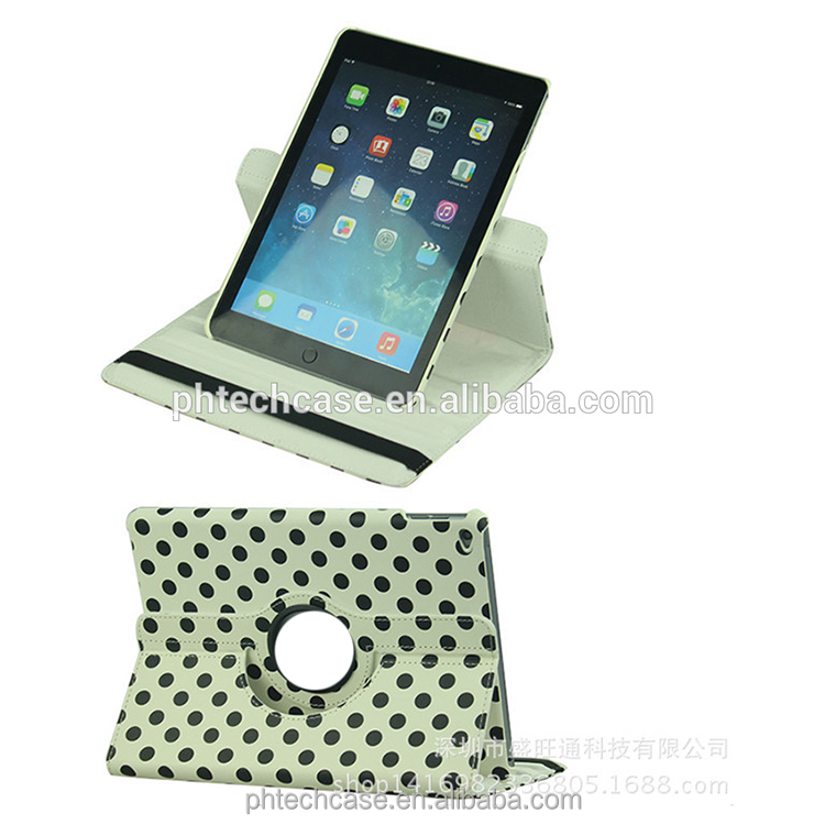 3-folding official protectitive case for ipad air 2 leather case cover