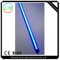 Blue decorative led strip 5050 smd high quality light with 3 years warranty