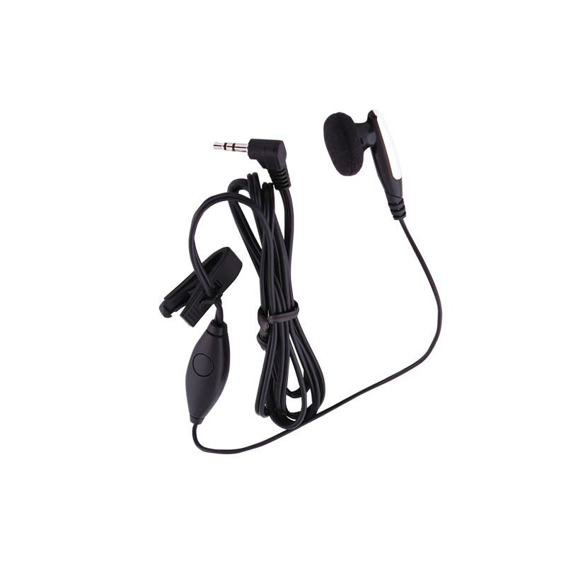 Handsfree for two-way radio