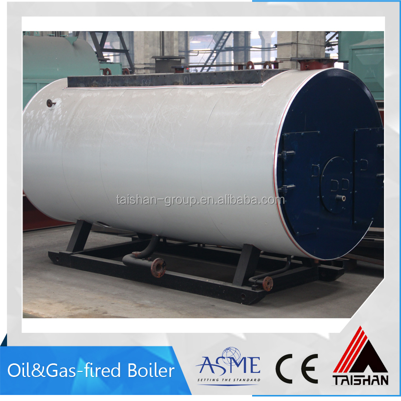 China Taishan Bolier Supplier Cheap Biogas Steam Boilers For Sale