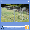 China Small Outdoor 6 X 4 Feet Steel dog run kennel