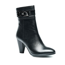 Wholesale autumn and winterwomen lamb nappa genuine leather ankle boots ladies