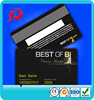 Plastic hico/loco magnetic cards/magnetic parking cards