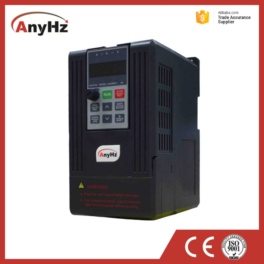 Very cheap price 0.4-630kw advanced drive technology frequency inverter for pump
