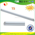 Indoor LED light 15W integrated T5 LED tube lighting with fixture