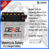 PROFESSIONAL MANUFACTURE motorcycle storage battery (12V 5AH)