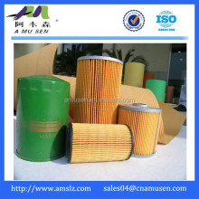 Truck diesel engine high quality machine oil filter paper