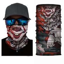 Sunscreen Multifunctional Fishing Customized Tubular Seamless Bandana for Sale