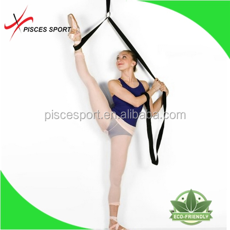 Dance cotton stretch gymnastic band and pull-up band