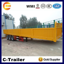 3Axles 40Ton insulated cargo trailer