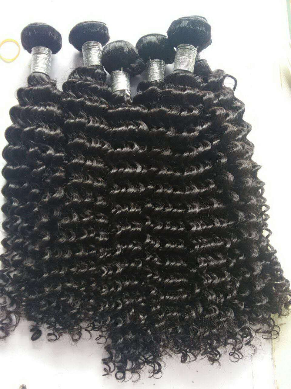 reny hair ,Deep wave human hair