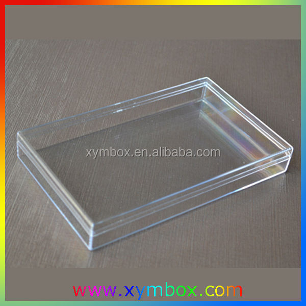 20% discount injection fake eyelash /clear gift plastic packaging Box