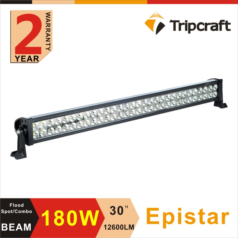 Super Bright! 180w led light bar double row light led bar 4x4 off road led light bar outdoor car auto parts USA