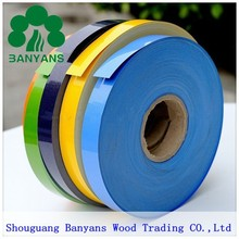 High quality PVC edge banding,furniture tape for MDF and particle board