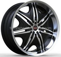 emr wheels 22 22 aluminum wheels alloy wheel 5x114.3 -127 car fit for sport car
