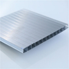 High Tunnel single or multi span galvanized steel plastic film cover low cost plant house or greenhouse