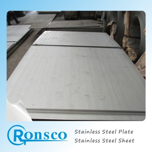 Stock Marine Grade Stainless Steel 316L/Cold Rolled Stainless Steel Sheet 316L BA Finish