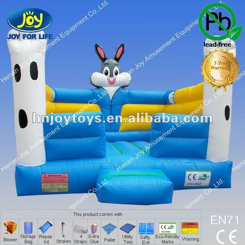 Amazing Inflatable Looney Tunes Combo Bouncer Games