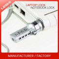 China Factory Wholesale Security Laptop Lock Resettable Combination