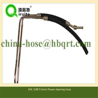 Auto Steering Systems TS 16949 Certificated High pressure power steering hoses