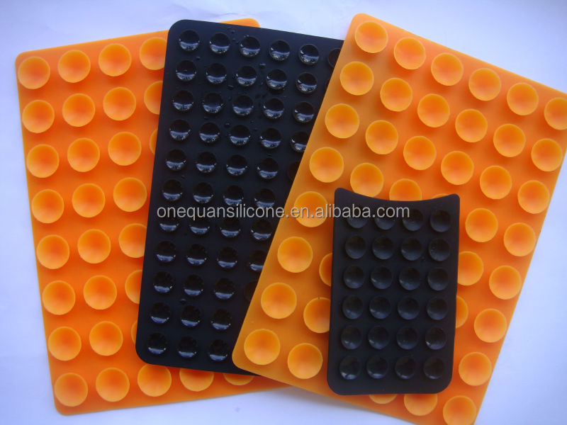 factory wholesale silicone one side suction cup