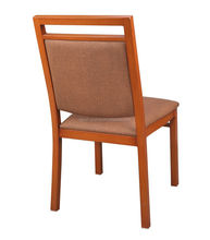 Hotel Resturant stacking aluminum banquet chair