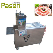 Trade assurance slice meat cutting machine / cooked meat slicer / motton slice making machine