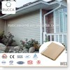 Rucca high quality wood composite wall covering, lowes cedar wood clapboard siding 170*17mm China building materials