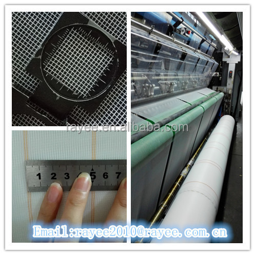 100% polyester mesh fabric 100D 1.1m x 100m used as packing <strong>material</strong> and mosquito net ,mosquito net fabric polyester mosquito me