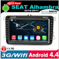 Car autoradio with 3G WIFI for VW Golf 5SharingDigital Android4.4.2 OS VWM-8698GDA