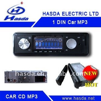 car MP3 USB player ,1DIN standard size with sd/usb/Aux/mp3/radio functions ,H-907