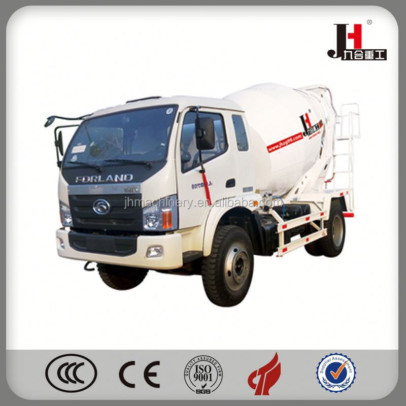 Mercedes Benz Concrete Mixer Truck