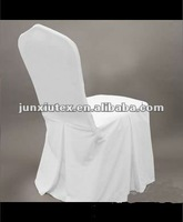 100% polyester hotel chair cover/banquet chair cover/wedding chair cover