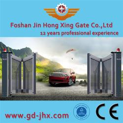 New design folding gate for industrial entrance for wholesales
