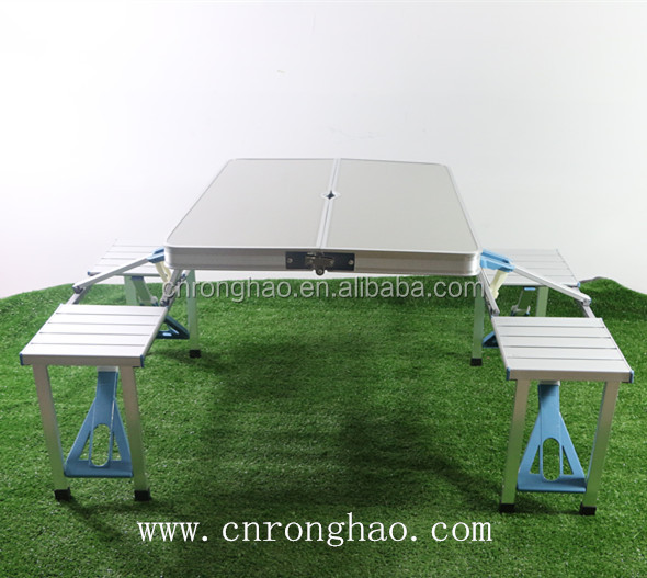 Fashion outdoor furniture military chair and table