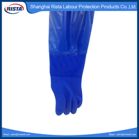 70cm Length Forearm Protection Chemical Resistant