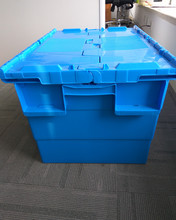 600x400x315mm plastic pallet box plastic containers box packing and transportion
