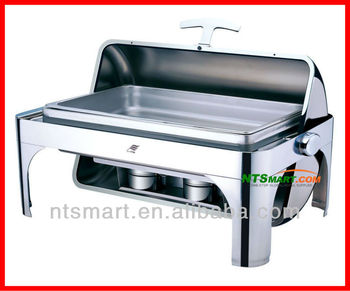how to open chafing dish fuel