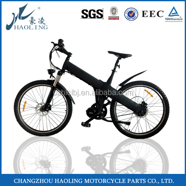 Haoling POWFU Flash - 2015 fastest pedelec the chinese electric bike