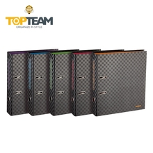 TOPTEAM new vogue earl series A4 pp file 6 ring binder planner