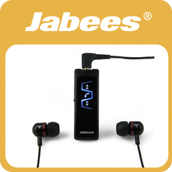 Jabees Bluetooth Music Receiver,Bluetooth V4.1 Stereo Headset