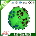 2014 new Squeaky Rubber Pet Ball Dog Toy