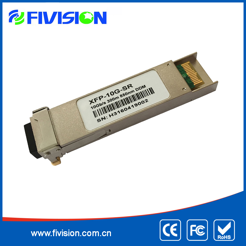 10G XFP 1550nm Single mode Fiber 40km XFP ER Module