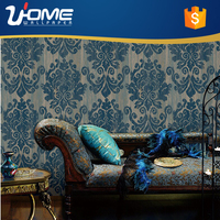 Uhome Wholesale interior 3d Image Wallpaper with Pure Paper Material