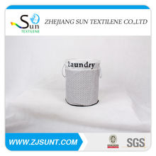 fashion brown water soluble laundry bag for infection control